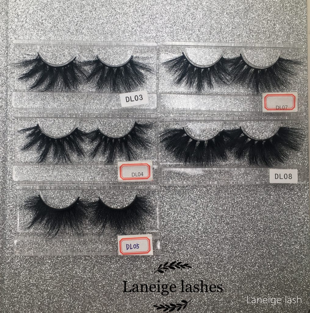 DL mink eyelash