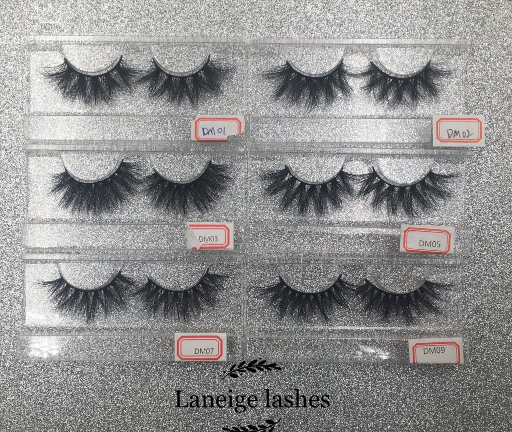 DM mink eyelash
